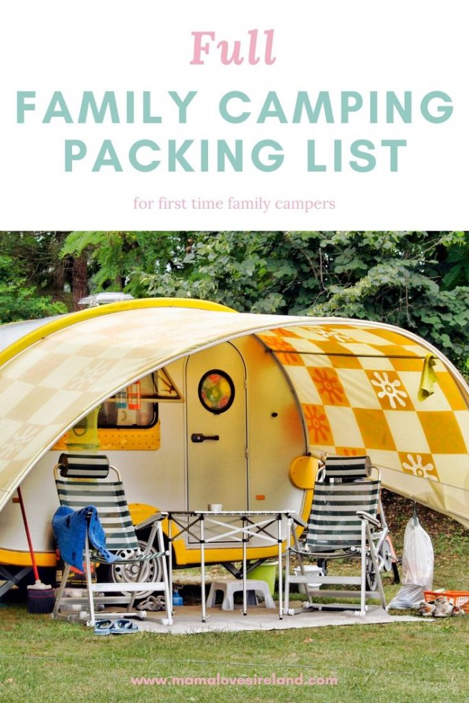 Streamstown Caravan and Camping Park, Tipperary, Ireland